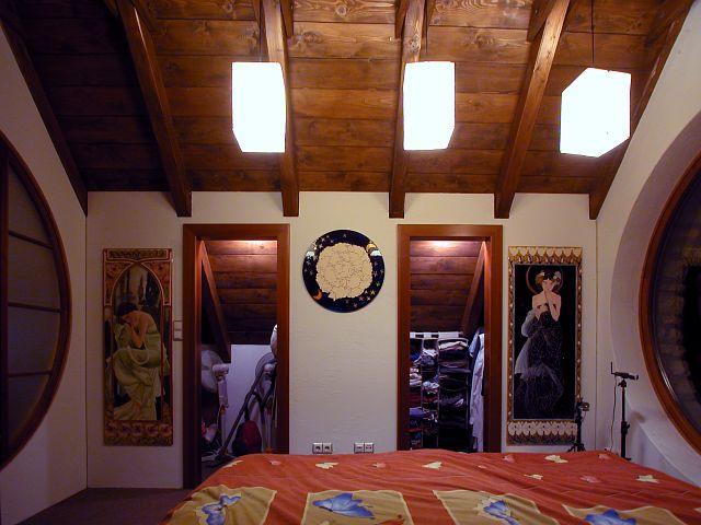 Hálószoba, vendégszoba - Lakberendezés - MDS Építésziroda